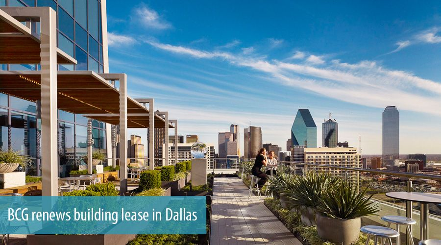 BCG renews building lease in Dallas