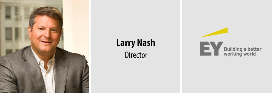 Larry Nash, Director - EY