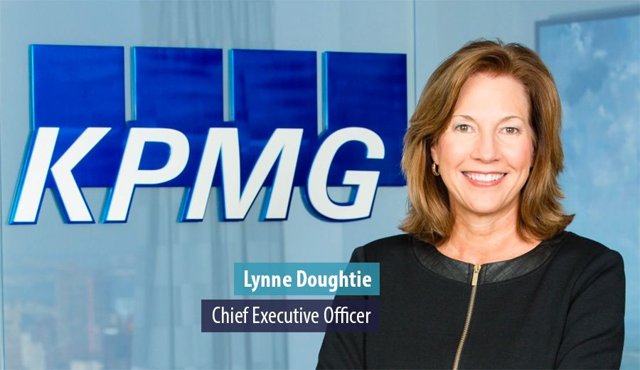 Lynne Doughtie, Chief Executive Officer - KPMG