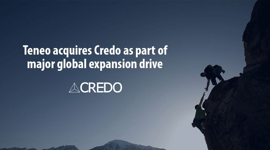 Teneo acquires Credo as part of major global expansion drive