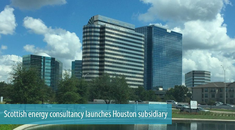 Scottish energy consultancy launches Houston subsidiary