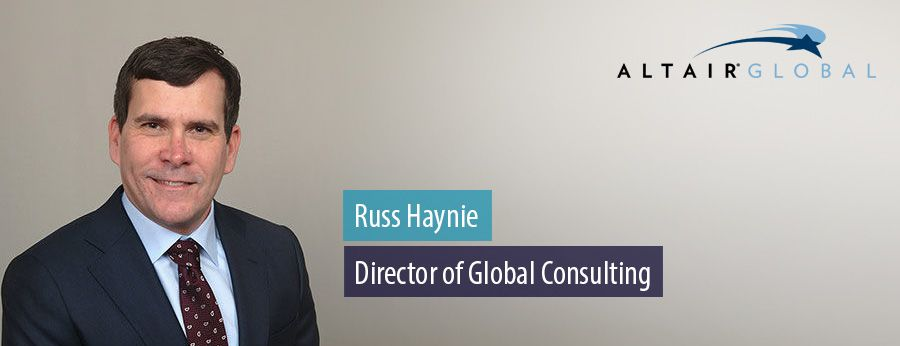 Altair appoints Russ Haynie as new global director