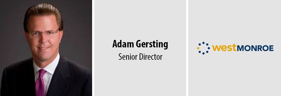 Adam Gersting, Senior Director - West Monroe