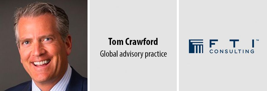 Tom Crawford, Global advisory practice - FTI Consulting