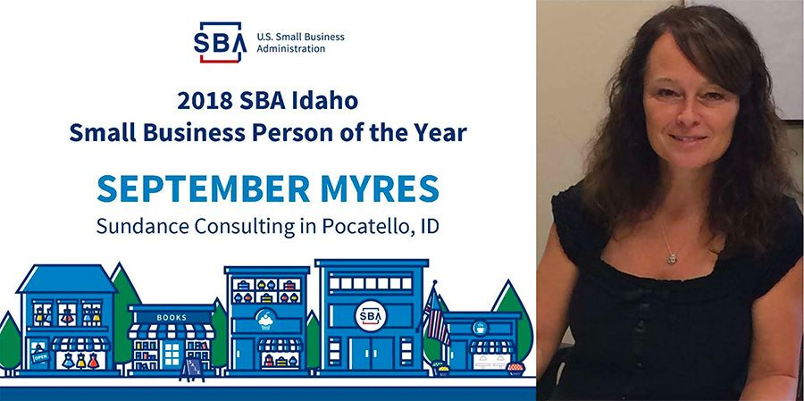 Environmental consultant named Small Business Person of the Year