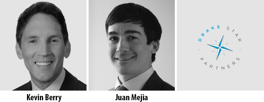 Kevin Berry and Juan Mejia join Drake Star Partners as partners