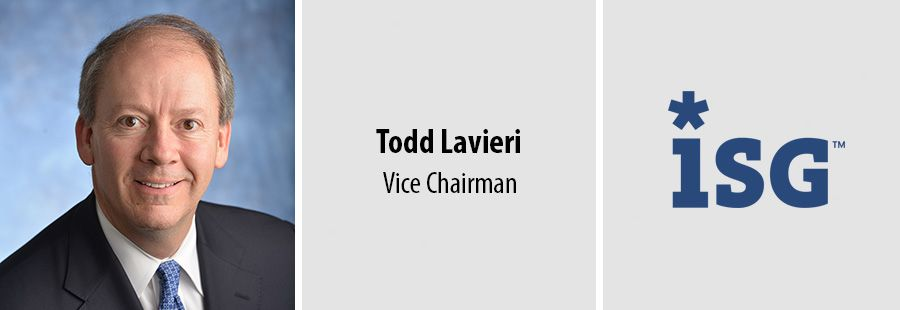 Todd Lavieri - Vice Chairman at ISG