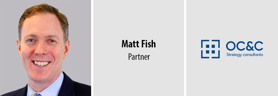 OC&C Strategy Consultants adds Matt Fish to partner team in US