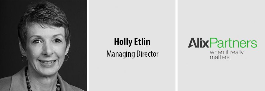 AlixPartners' Holly Etlin honored by Citizens Committee for New York City