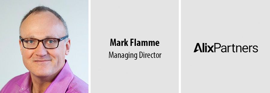 AlixPartners adds fintech expert Mark Flamme as Managing Director