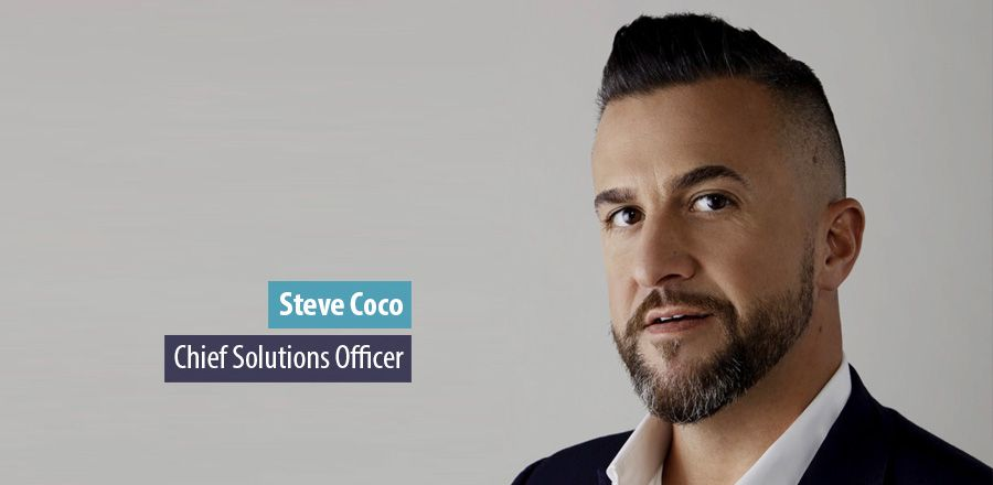 Buck appoints Steve Coco as Chief Solutions Officer
