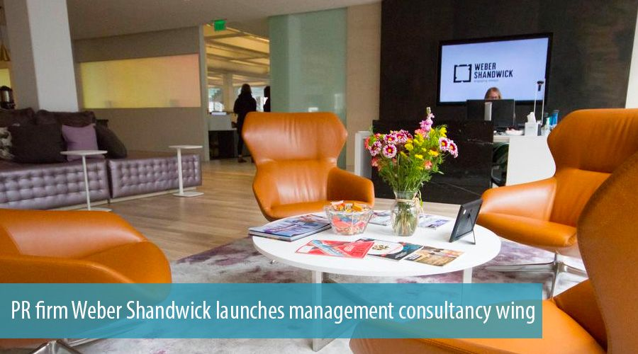 PR firm Weber Shandwick launches management consultancy wing