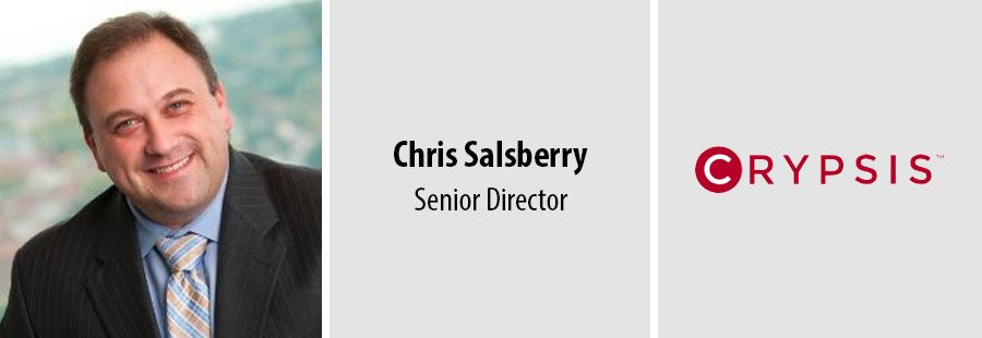 Cybersecurity firm Crypsis adds investigations expert Chris Salsberry