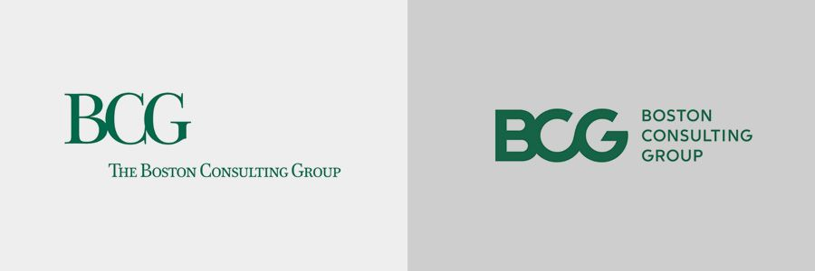 Boston Consulting Group rebrands to tech-y logo, drops 'The'
