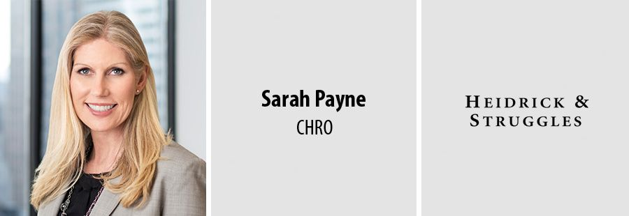 Heidrick & Struggles appoints Sarah Payne as new CHRO