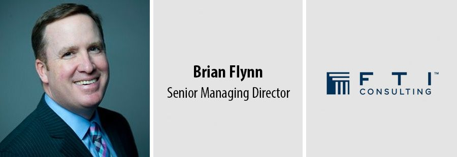 Brian Flynn appointed Senior Managing Director of FTI's Health Solutions practice