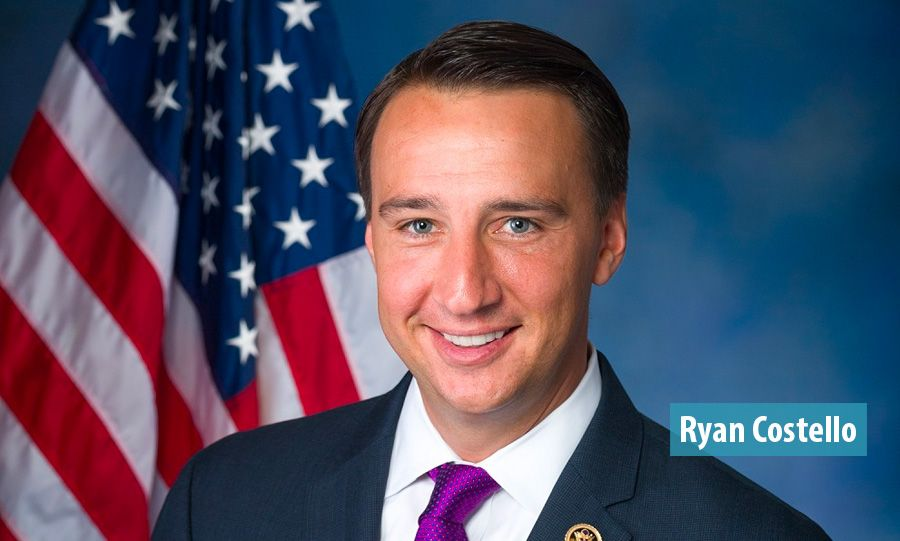 Former congressman Ryan Costello starts consulting firm