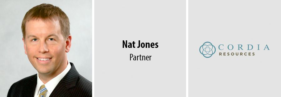 Cordia Resources promotes executive search expert Nat Jones to Partner
