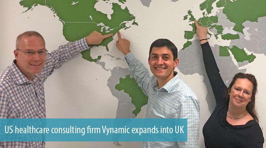 US healthcare consulting firm Vynamic expands into UK