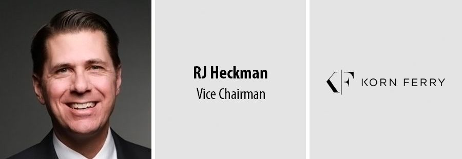 Korn Ferry's RJ Heckman releases HR strategy tome
