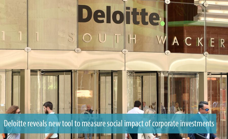 Deloitte reveals new tool to measure social impact of corporate investments