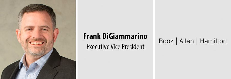 Digital transformation expert Frank DiGiammarino joins Booz Allen Hamilton