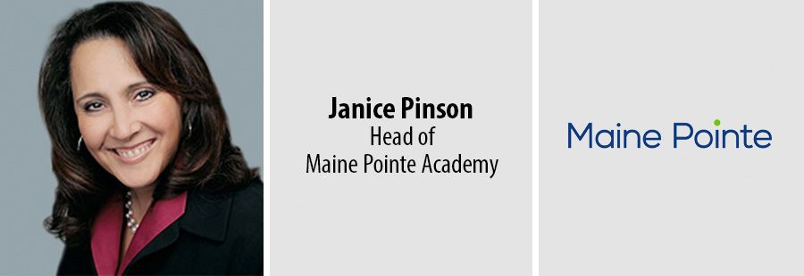 Janice Pinson to lead Maine Pointe Academy into next phase