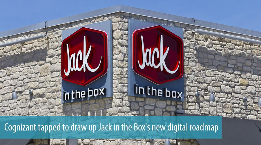 Cognizant tapped to draw up Jack in the Box's new digital roadmap