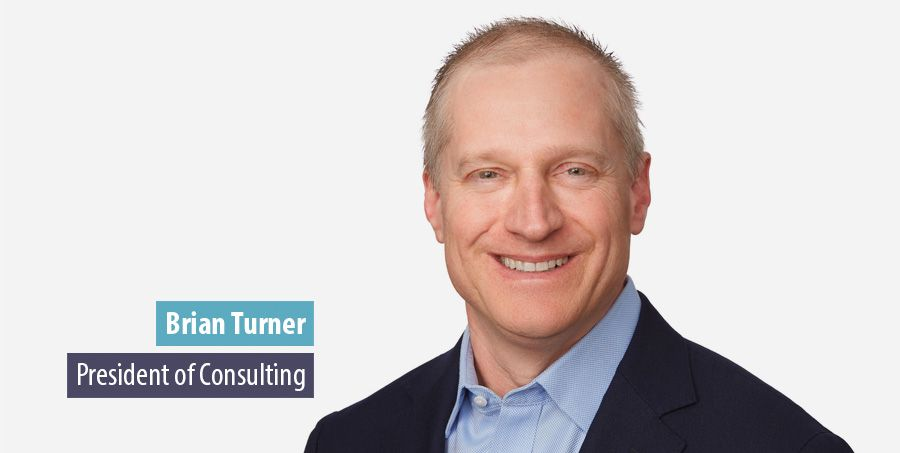 Brian Turner appointed president of consulting at Point B