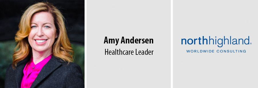North Highland welcomes Amy Andersen as its healthcare leader