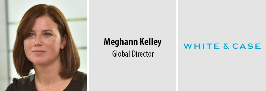 Meghann Kelley leaves Deloitte to join law firm White & Case