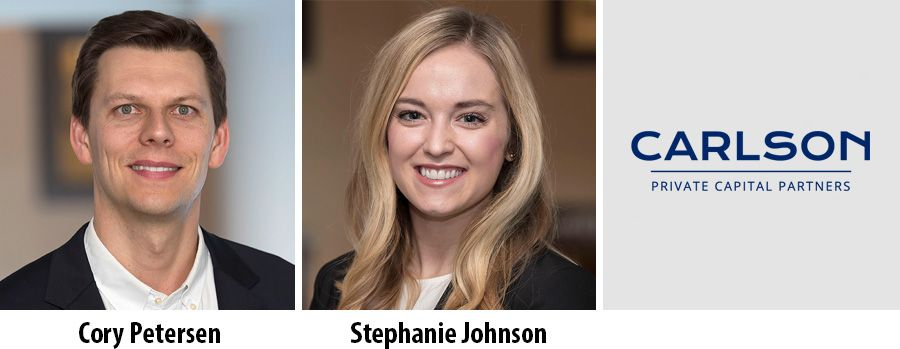 Former consultants join investment firm Carlson Private Capital