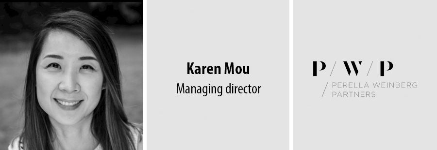 Perella Weinberg Partners appoints Karen Mou as managing director