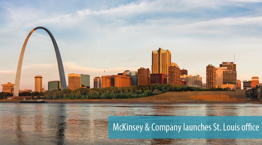 McKinsey & Company launches St. Louis office