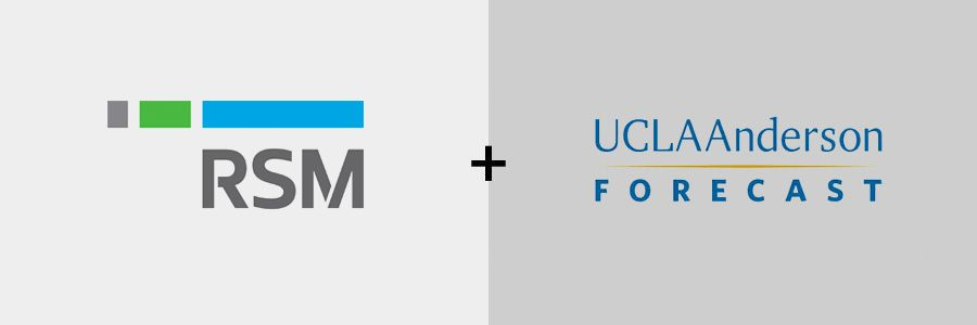 RSM US partners with UCLA Anderson Forecast
