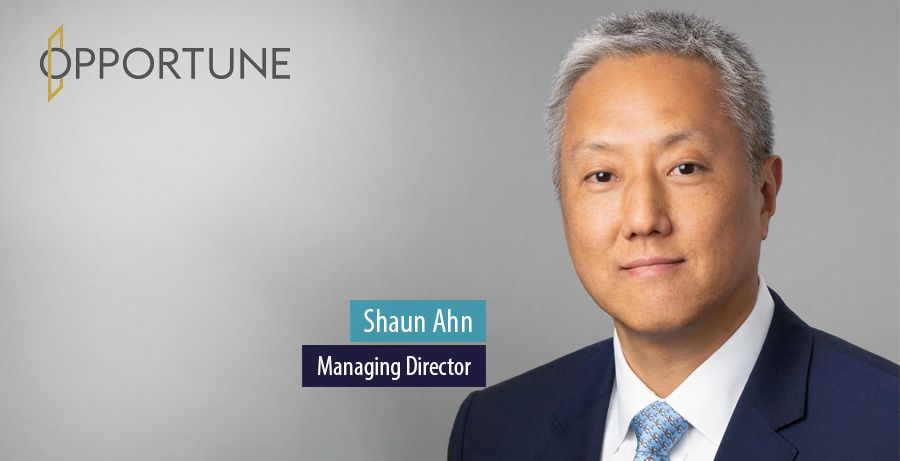 Energy consultancy Opportune adds Shaun Ahn as managing director