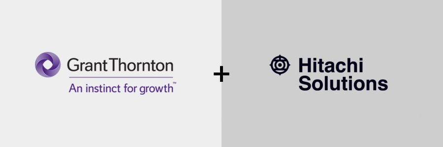 Grant Thornton partners with Hitachi Solutions to deliver 'business foresight'