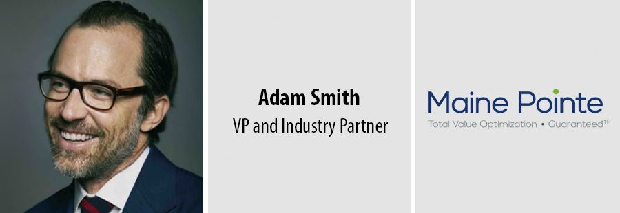 Adam Smith, VP and Industry Partner at Maine Pointe