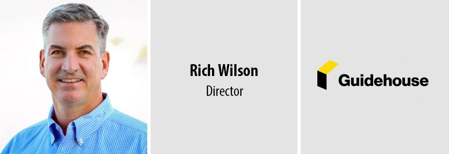 Rich Wilson, Director at Guidehouse