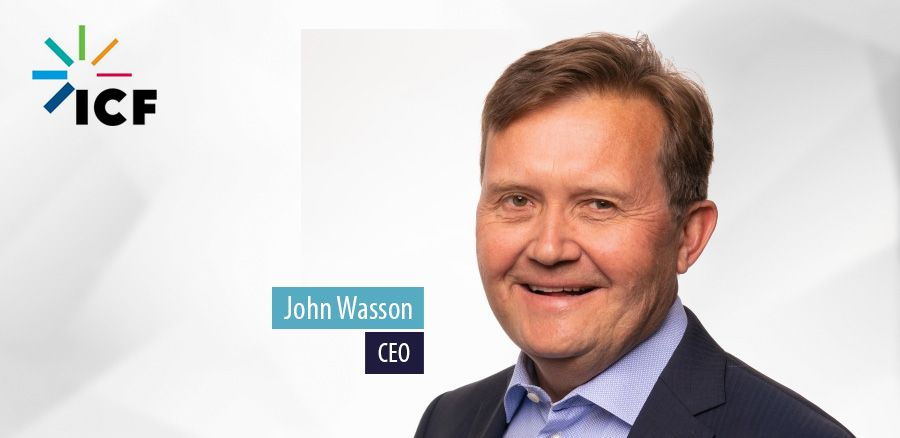 ICF to name John Wasson as CEO