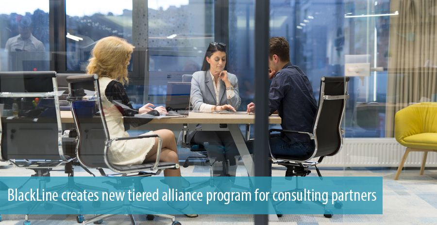 BlackLine creates new tiered alliance program for consulting partners