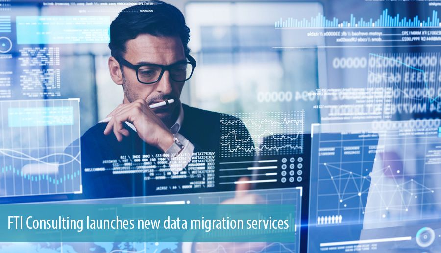 FTI Consulting launches new data migration services