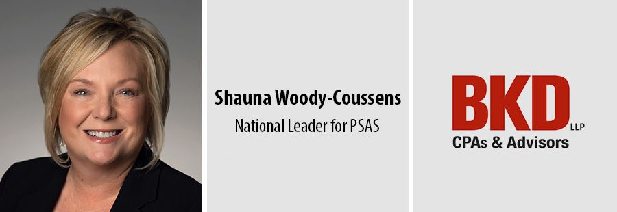 Shauna Woody-Coussens, National Leader for PSAS - BKD