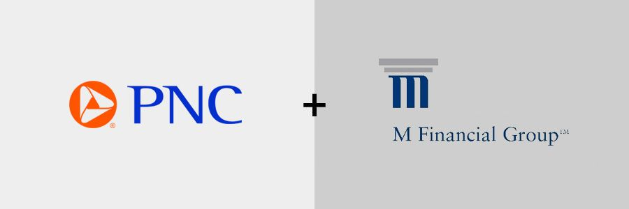 PNC Financial Services Group and M Financial Group announce partnership