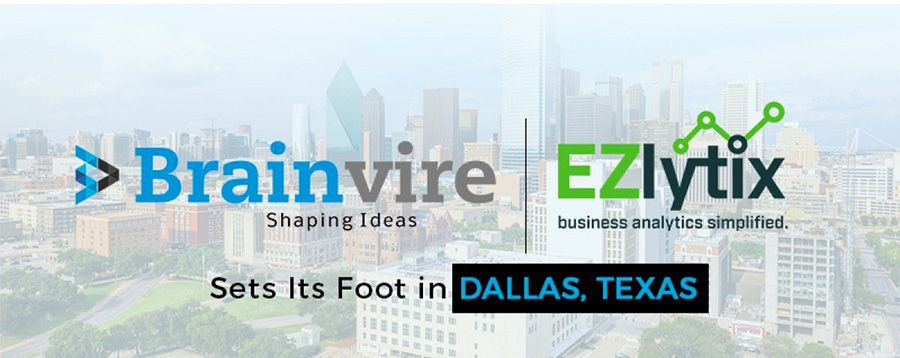 Brainvire Infotech Inc. opens Dallas office