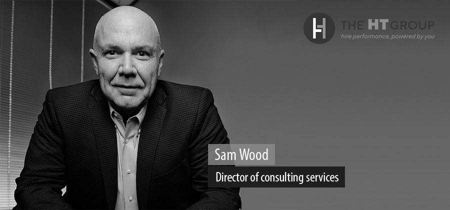 Sam Wood, Director of consulting services at The HT Group