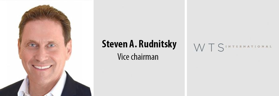 WTS International appoints Steven A. Rudnitsky as vice chairman