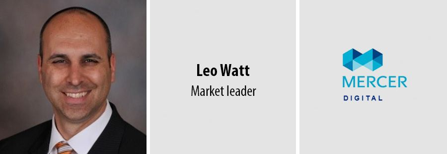 Mercer Digital names Leo Watt East US and Canada growth team leader
