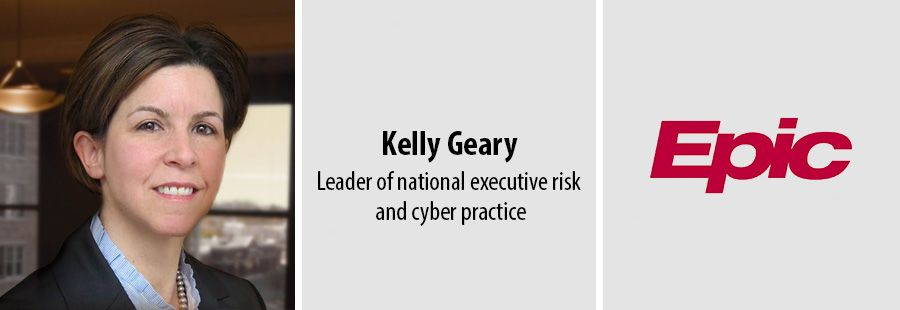 Epic names Kelly Geary leader of national executive risk and cyber practice