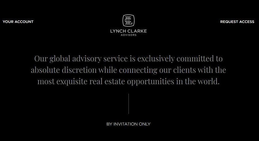 Global luxury lifestyle consultancy Lynch Clarke Advisors launches